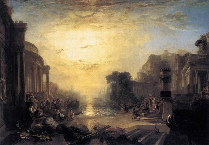 The Decline of the Carthaginian Empire  https:// goo.gl/V0iEjR  &nbsp;   #turner #fineart<br>http://pic.twitter.com/2v80Maermv