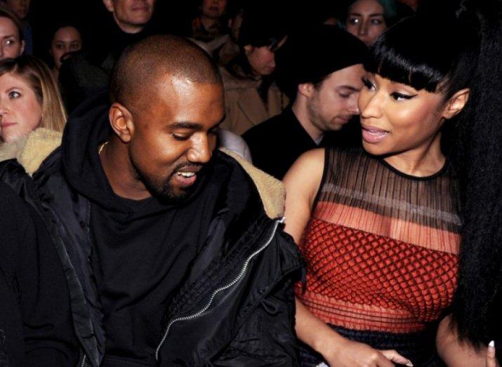 Here's why Nicki Minaj wouldn't let Kanye appear on 'Right Thru Me' ev...