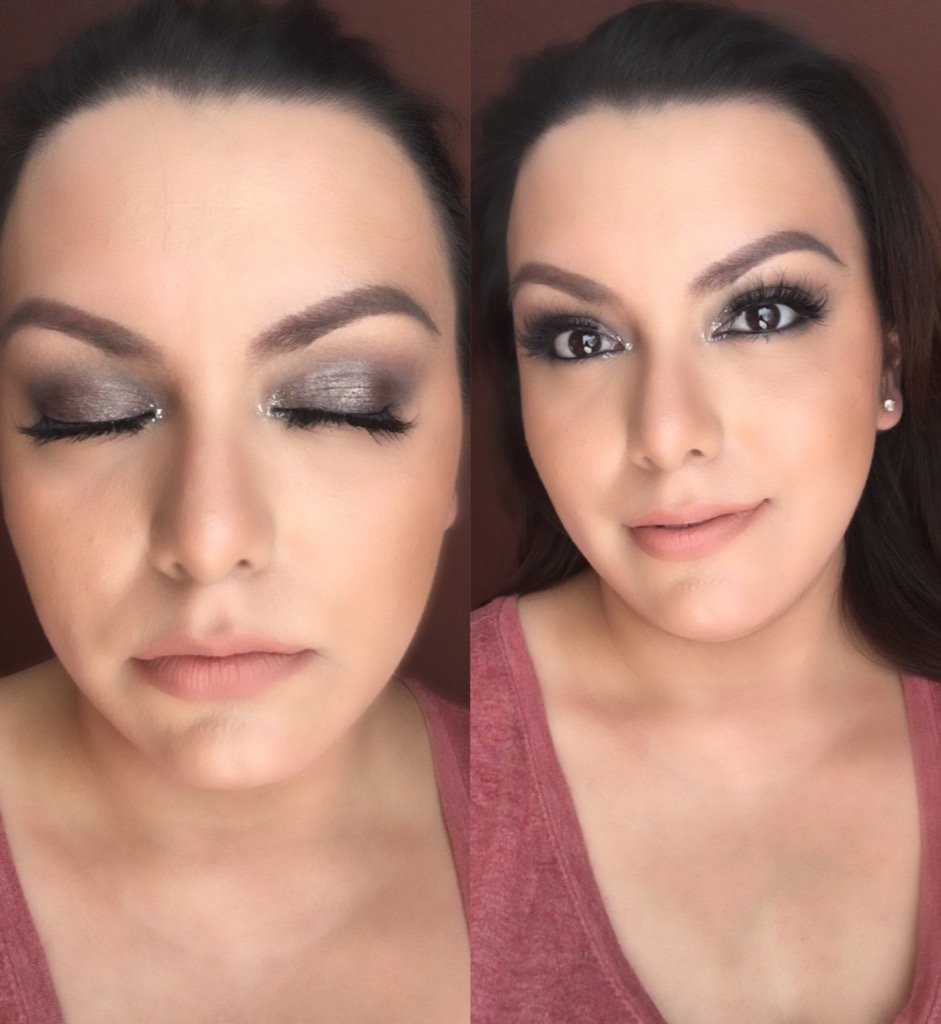 Loving this simple makeup but glam makeup.  #melaniez #hudabeauty #sephora #nars #AnastasiaBeverlyHills<br>http://pic.twitter.com/9J4SkRvXRm