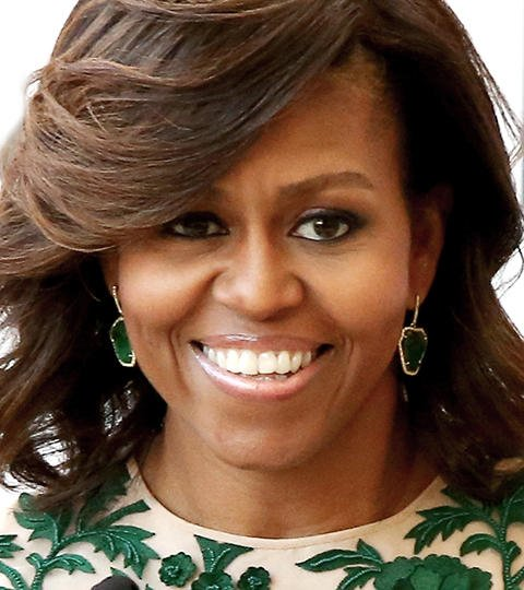 &quot;I love that for #Barack, - he knows that we all love our country... and he&#39;s always ready to listen to good ideas.&quot; #Michelle #Obama<br>http://pic.twitter.com/JXnRIU3eK4