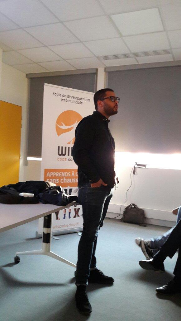 La @WildSchool_Orls sponsor du meetup @orleans_tech sur la #blockchain <br>http://pic.twitter.com/J7NaLQEgqz