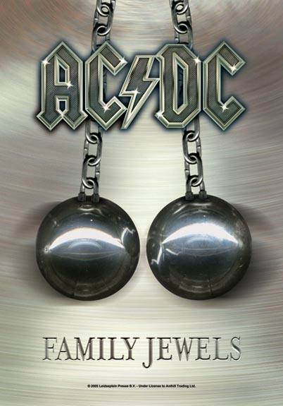 #OnThisDay, 2005, #ACDC - DVD: 'Family Jewels' https://t.co/XEE1DkxwQs