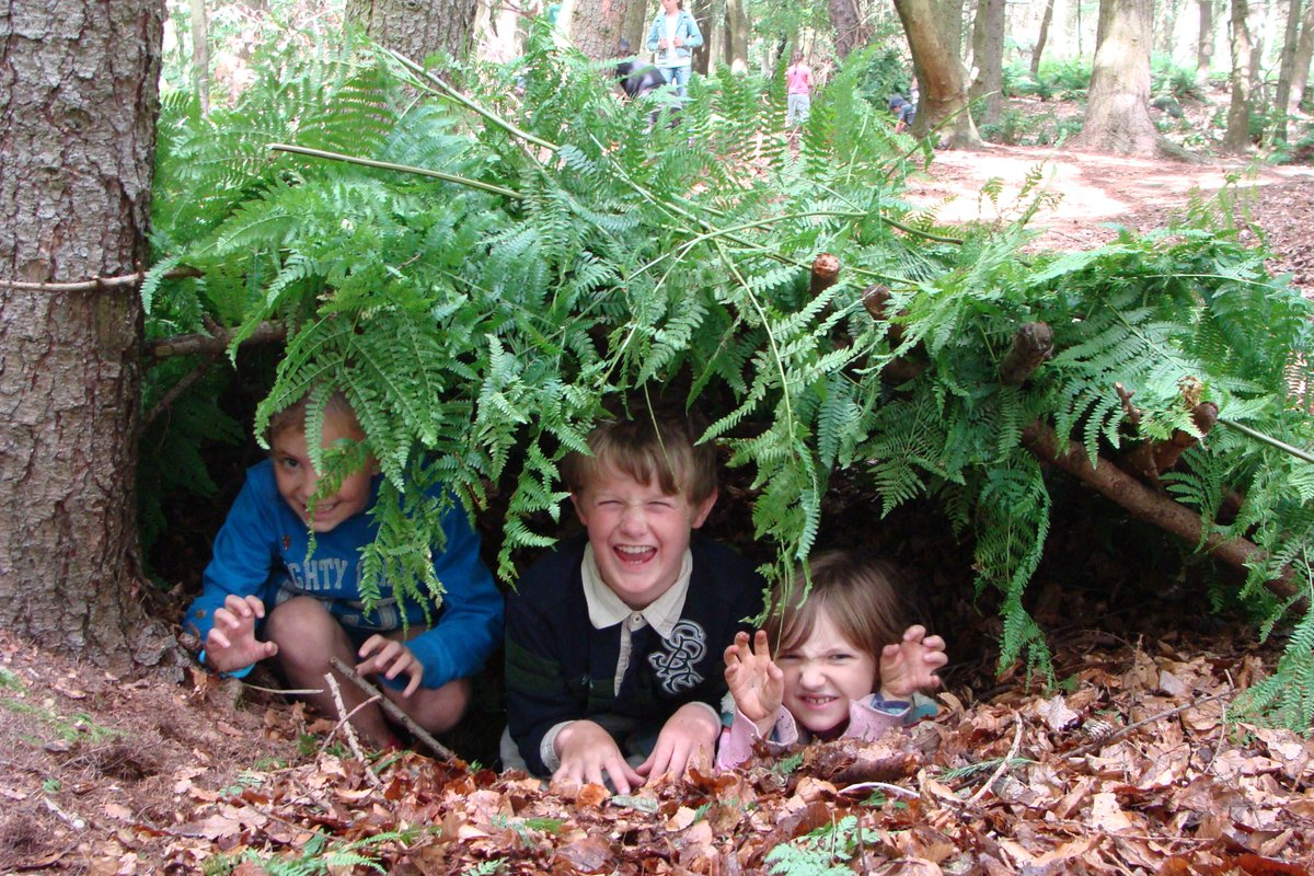Not long til we&#39;ll be in the woods for our #Easter holiday #forestschools! Still a few places in #York #Harrogate  http://www. getoutmorecic.co.uk/events/  &nbsp;  <br>http://pic.twitter.com/1wcWQ1NCM7