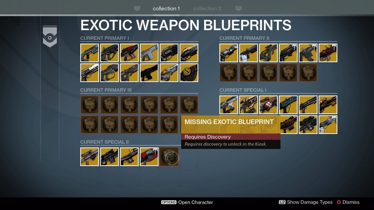 Destiny 2 on twitter xur will now sell exotic weapon bundles 1 reply 1 retweet 4 likes malvernweather Images