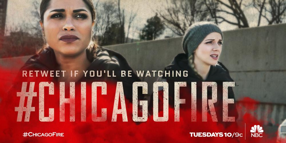 S L A Y. #ChicagoFire https://t.co/CoGyq9Vgvm
