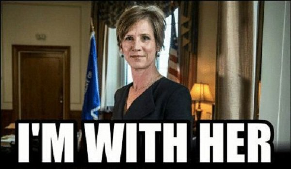 Trump tried to stop former AG Sally Yates from testifying on Russia&#39;s collusion #TheResistance #UniteBlue #CNN #Indivisible #Veterans #p2<br>http://pic.twitter.com/yrwsgo0ELF