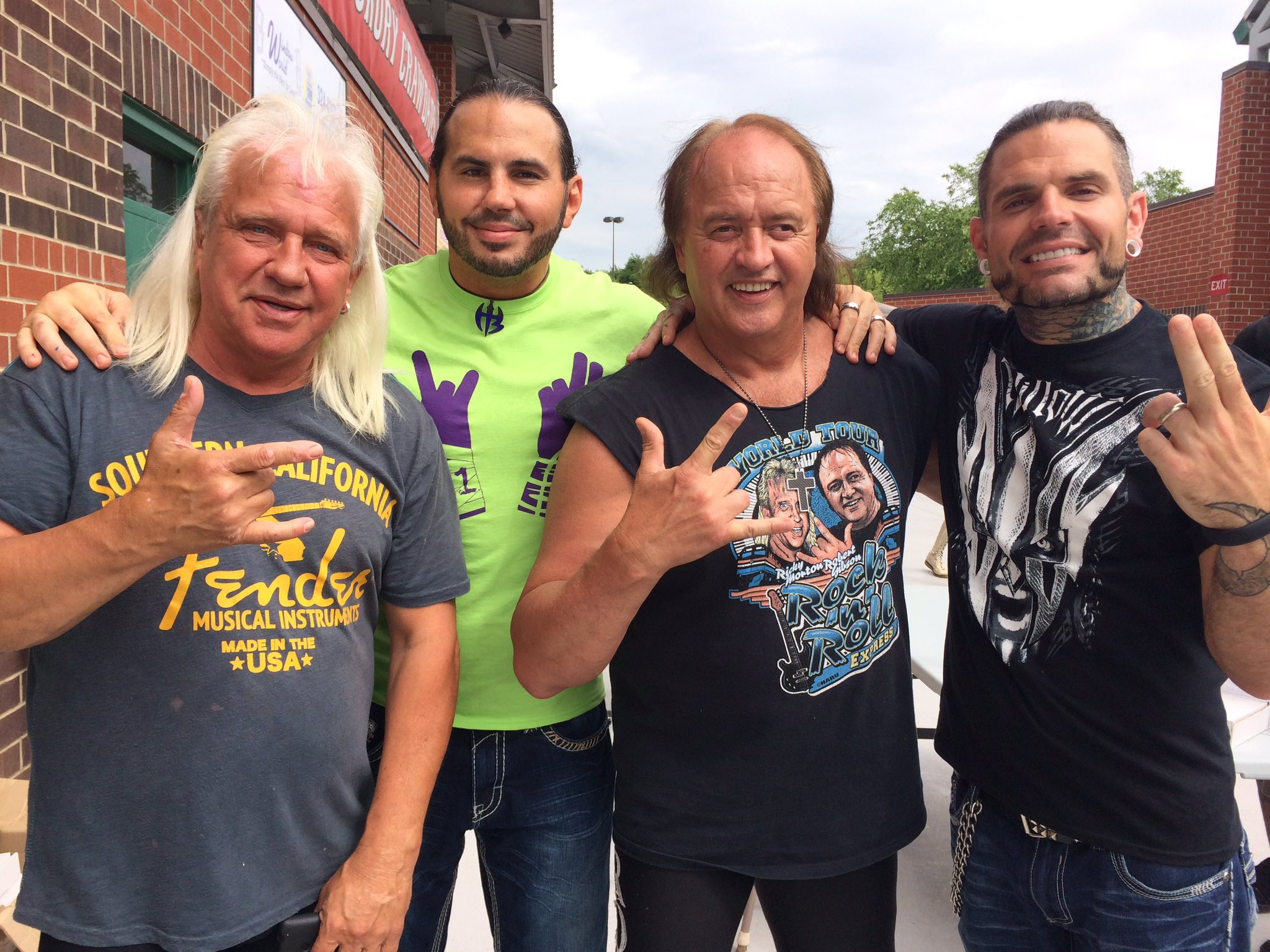 "#WOKEN Matt Hardy on Twitter: ""Kudos to the Express of ... 