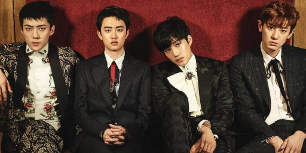 'Gucci' shares photo of EXO on their official Twitter account https://...
