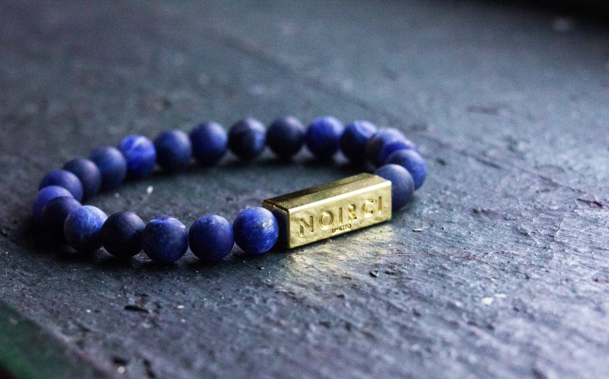 Sodalite bracelet coming soon! wanna see more?  http:// noirci.com  &nbsp;   &lt;- find it there #lookbook #menwithstyle #ootdmen<br>http://pic.twitter.com/E4cWzsXKSn