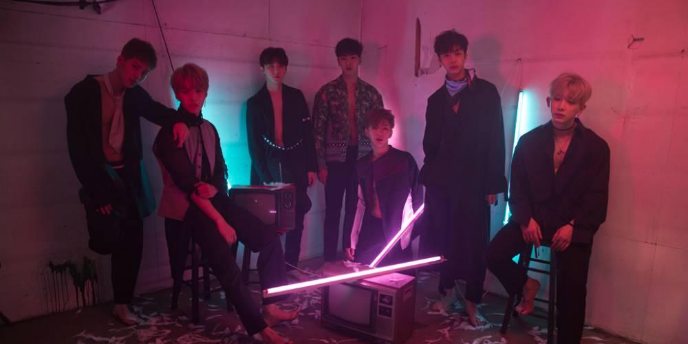 Monsta x ranks first on billboard's 'world album' chart