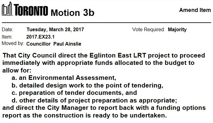 Second motion moved by Councillor Ainslie on item EX23.1 https://t.co/...