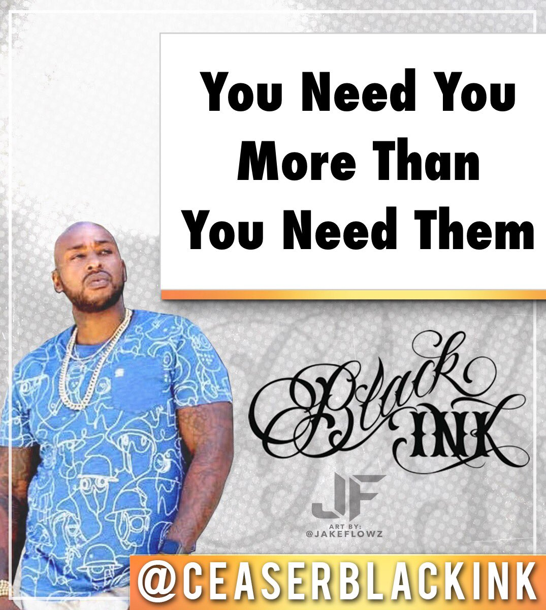 Always remember that !! #factsoflife #BlackInkCrew #CeaserBlackInk htt...