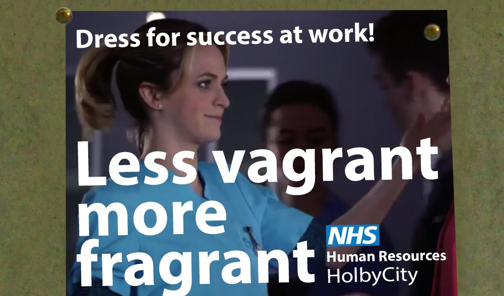 Something we can all aspire to at #HolbyCIty 😂👊 HR https://t.co/CrT5cV...