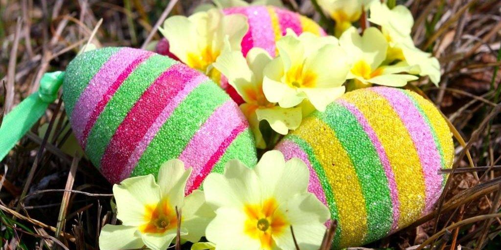 Easter Egg Hunt at Chester Indoor Market on Friday, 14 April https://t...