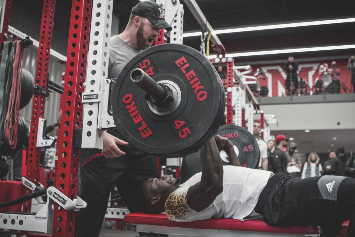 miami strength miamiohstrength twitter our guys were in top form today for pro day graduatingchampionspic com gvhwz01wef