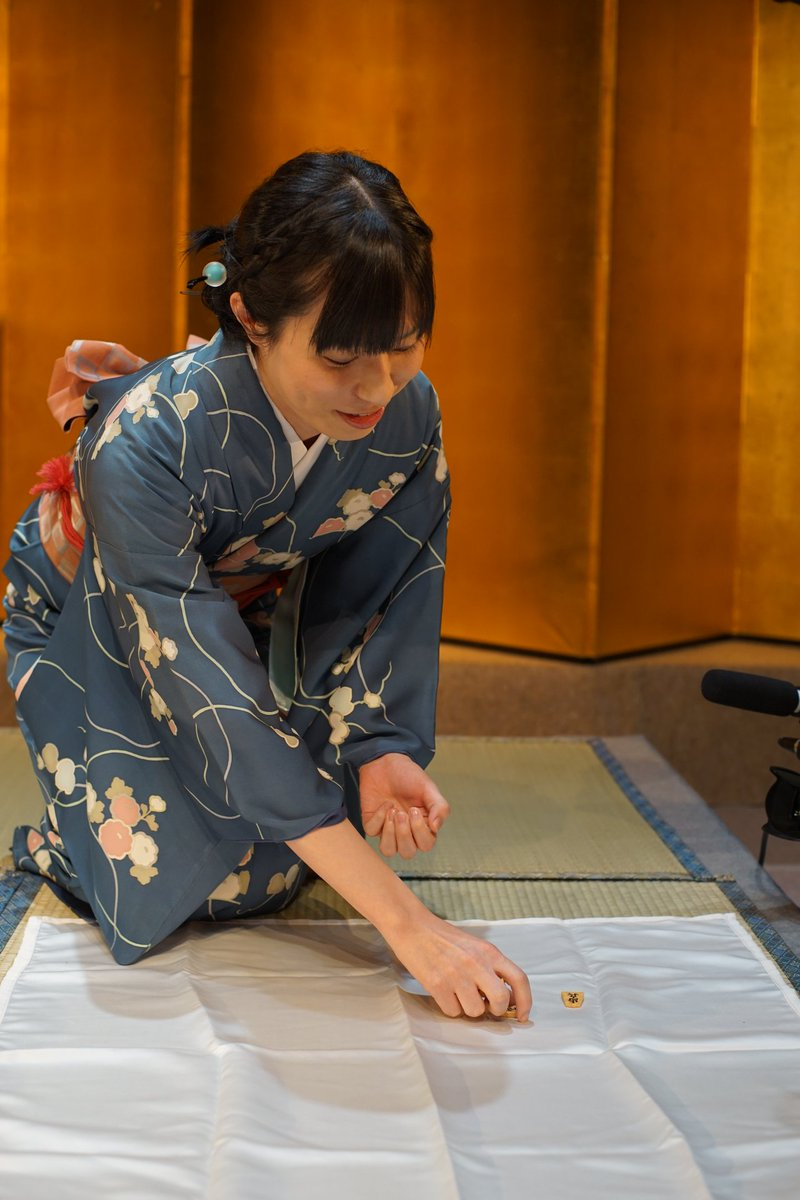 ローソンプレゼンツ 将棋対局~女流棋士の知と美~さんの投稿画像