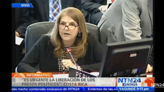 #ENVIVO | Perú en la OEA: Inflación y escasez afecta seriamente a la p...