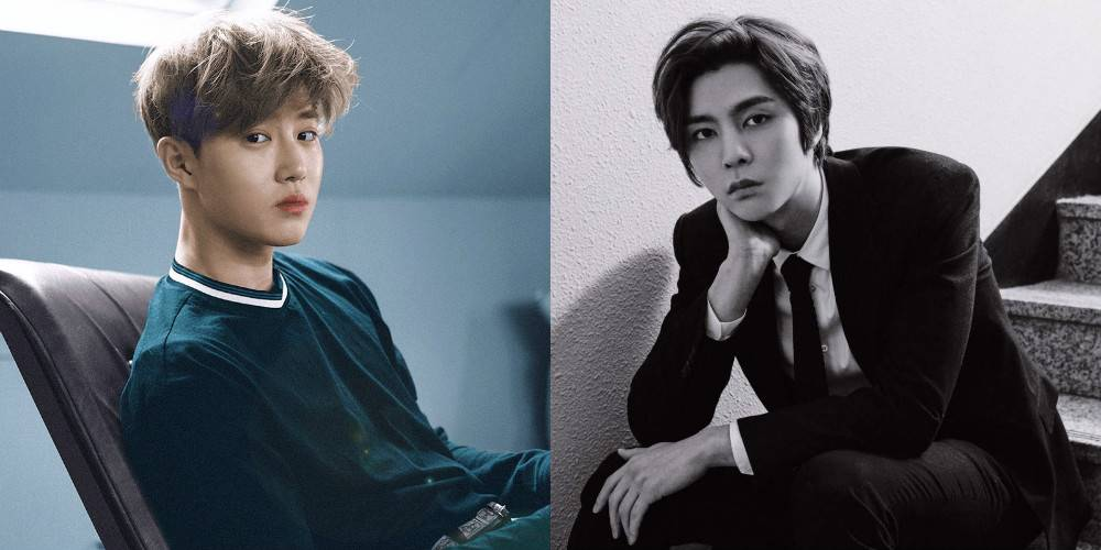 NCT's Johnny reveals that EXO's Suho made him cry https://t.co/c7caERd...