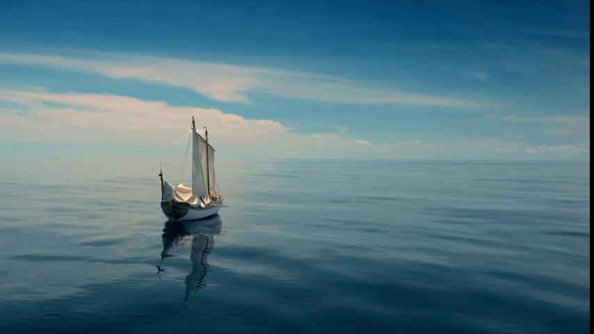 Challenging conditions both for sailing, and also for thinking of new...