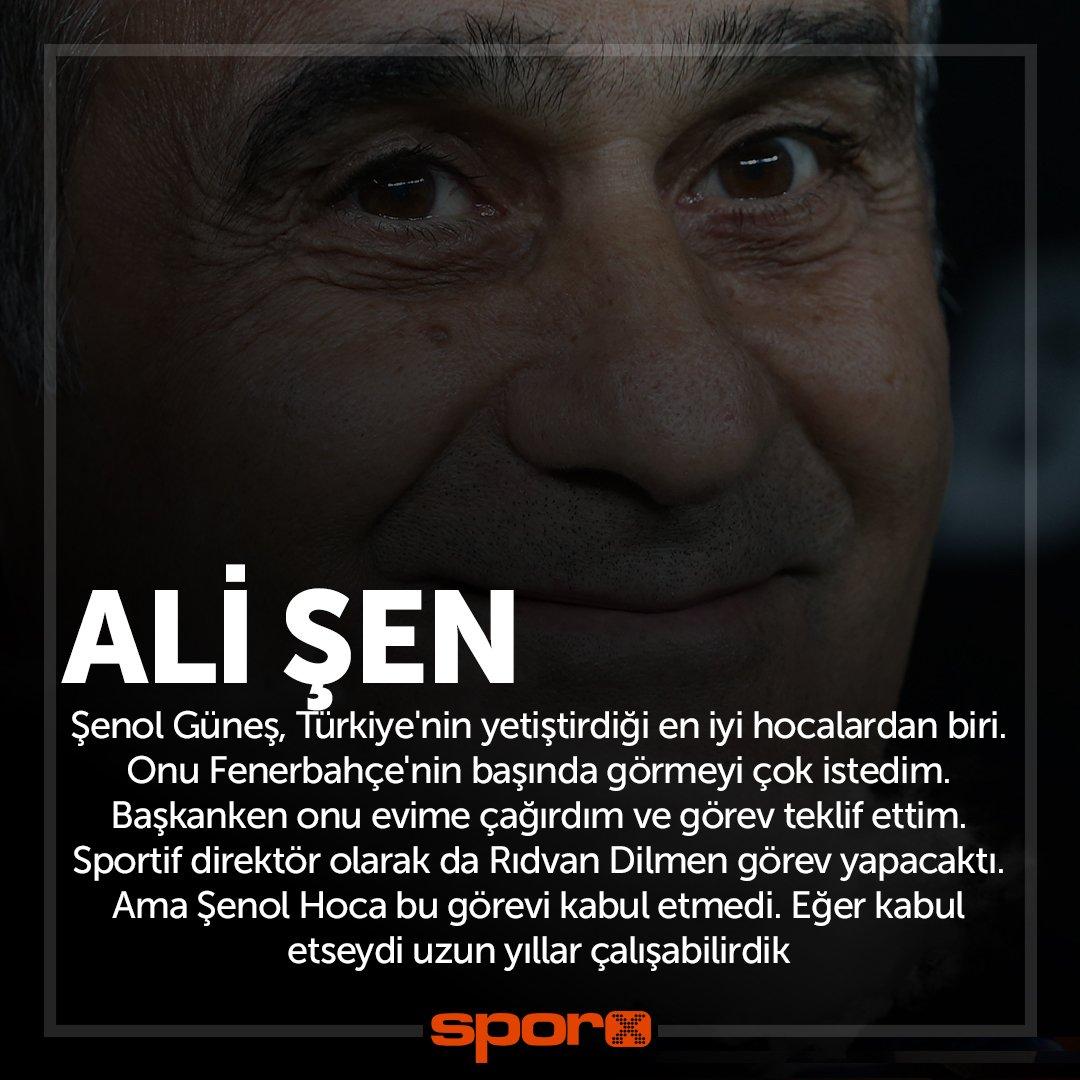 Hamza Hamzaoğlu: 'Şenol Güneş, şu an dünyanın en iyi 5 hocasından biri...