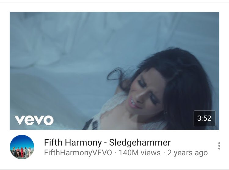 Has this always been the cover picture thingy for Sledgehammer???? Wasn\'t it all of them?? I\'m laughing 😂