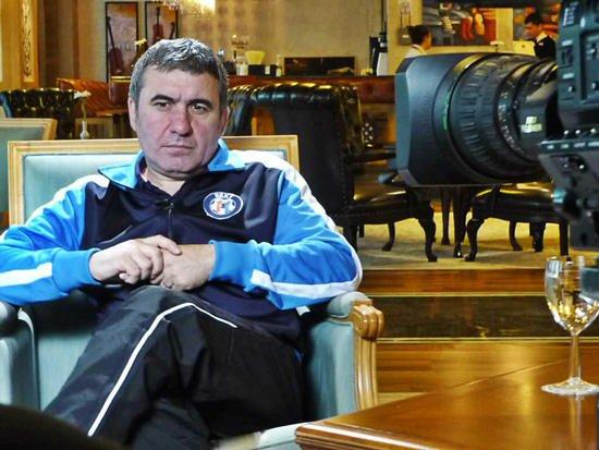 Gheorghe Hagi'den Galatasaray'a transfer önerisi! ➤https://t.co/niEX0r...