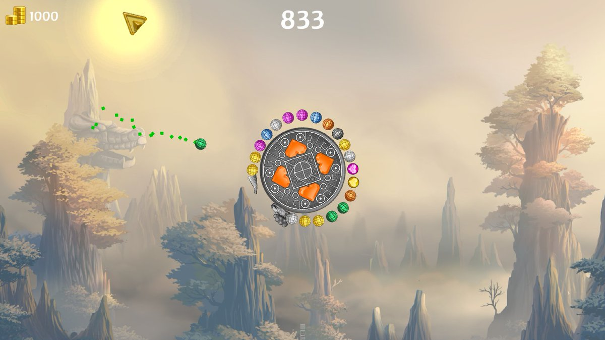 Match3 mode. Don&#39;t let Boros meet his tail! #BorosTheGame available on #steam on April 6th #indie #gamedev #madewithunity #indiedev #gaming<br>http://pic.twitter.com/cTwtseGoS4