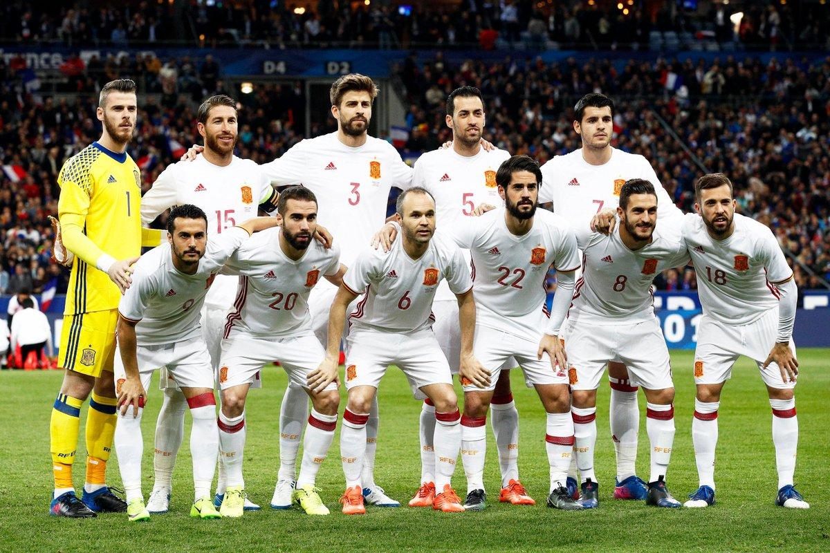 ¡España vence 0-2 a Francia en un partido amistoso con goles de Silva...