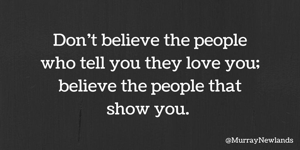 Actions always speak louder than words.  #TuesdayMotivation  #Motivati...