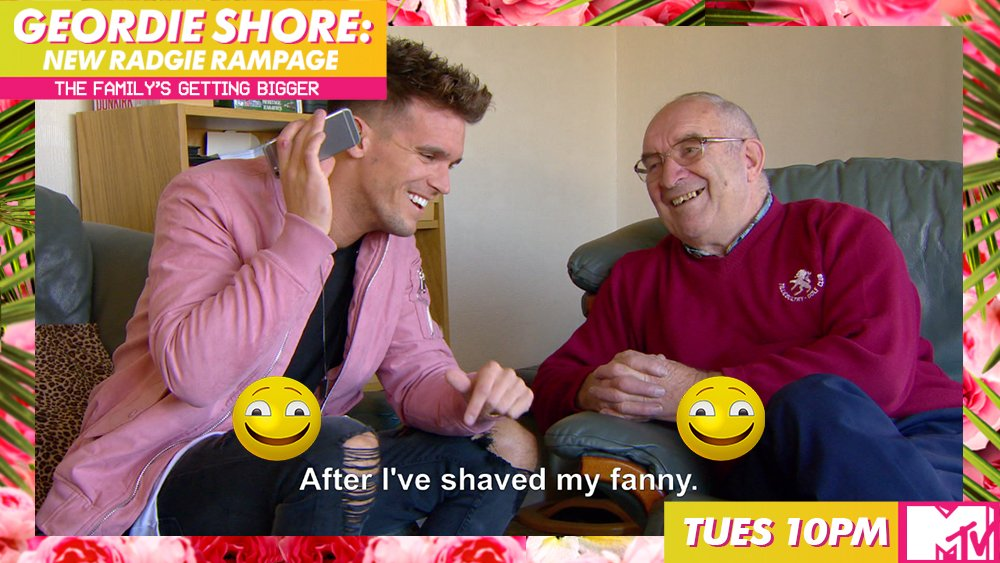 Cover your ears Raymondo!! #GeordieShore https://t.co/bdtmc6TG3N