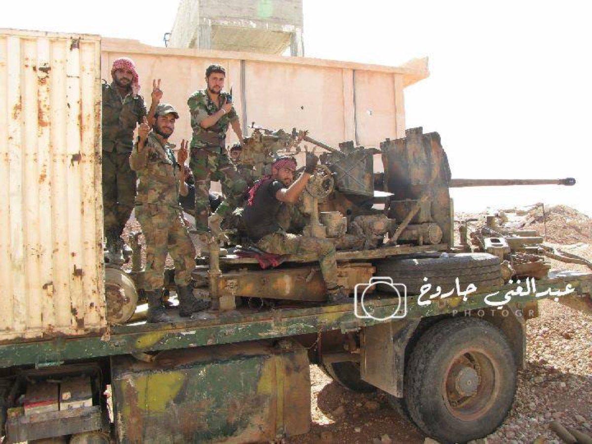 Guerre Civile en Syrie ( LISEZ LE PREMIER POST ! ) - Statut spécial  - - Page 4 C8CKxpBVsAApdqP