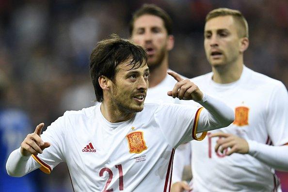 Triunfo de España en París: fue 2-0 ante Francia en un duelo amistoso...