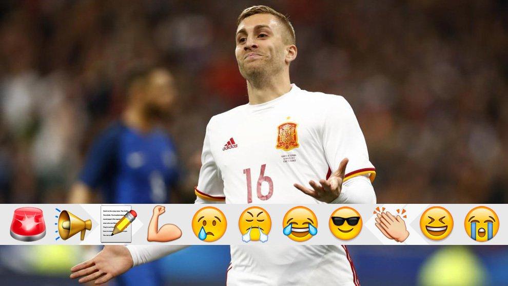 'Deulofeu, mejor que Mbappé'. El Francia-España, desde otro punto de v...
