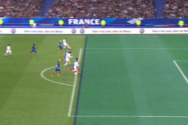📸İspanya'nın Deulofeu ile bulduğu 2. gol   📌Yardımcı hakem iptal etti,...
