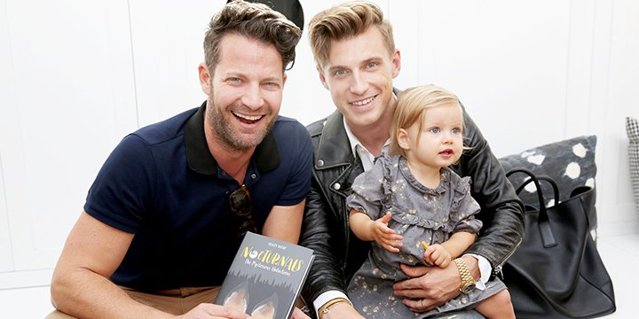 .@JeremiahBrent says his home life with @NateBerkus is 'fueled by love...