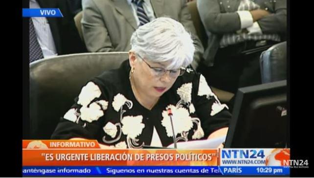 #ENVIVO | Paraguay en #SesiónOEA: El pueblo venezolano tiene derecho a...