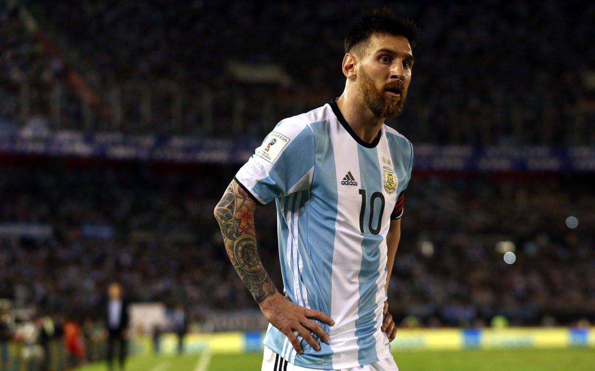 📋2018 Dünya Kupası Elemeleri'nde Arjantin  ➫Messi ile 6 maçta 5 galibi...