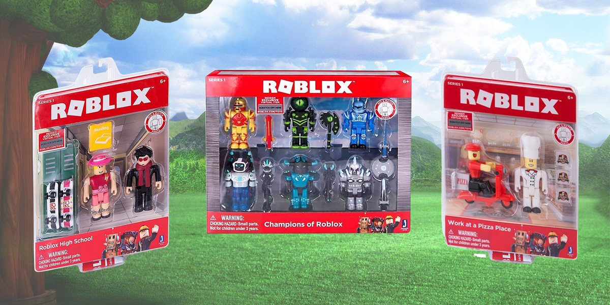 Roblox On Twitter Robloxtoys Are Now Available At U S Walmart