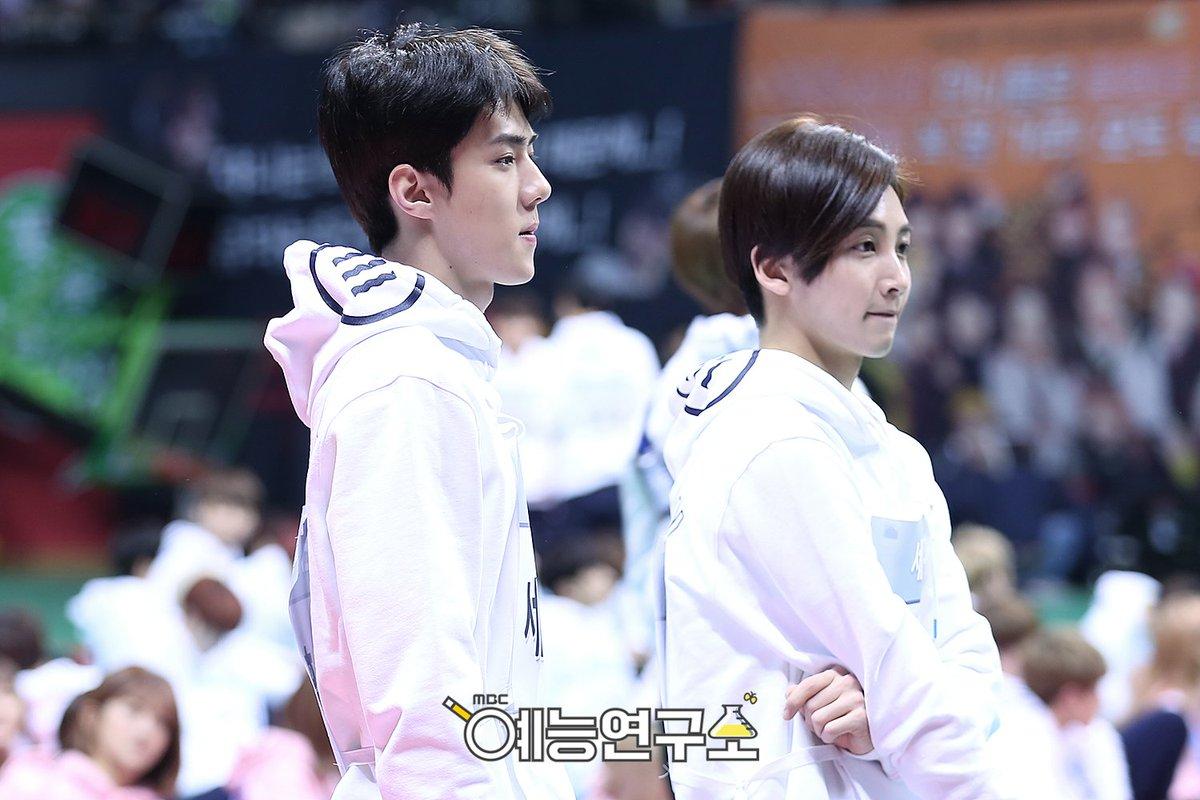 #EXO's Sehun Explains The Awkward Time He Mistook #SEVENTEEN's Jeongha...