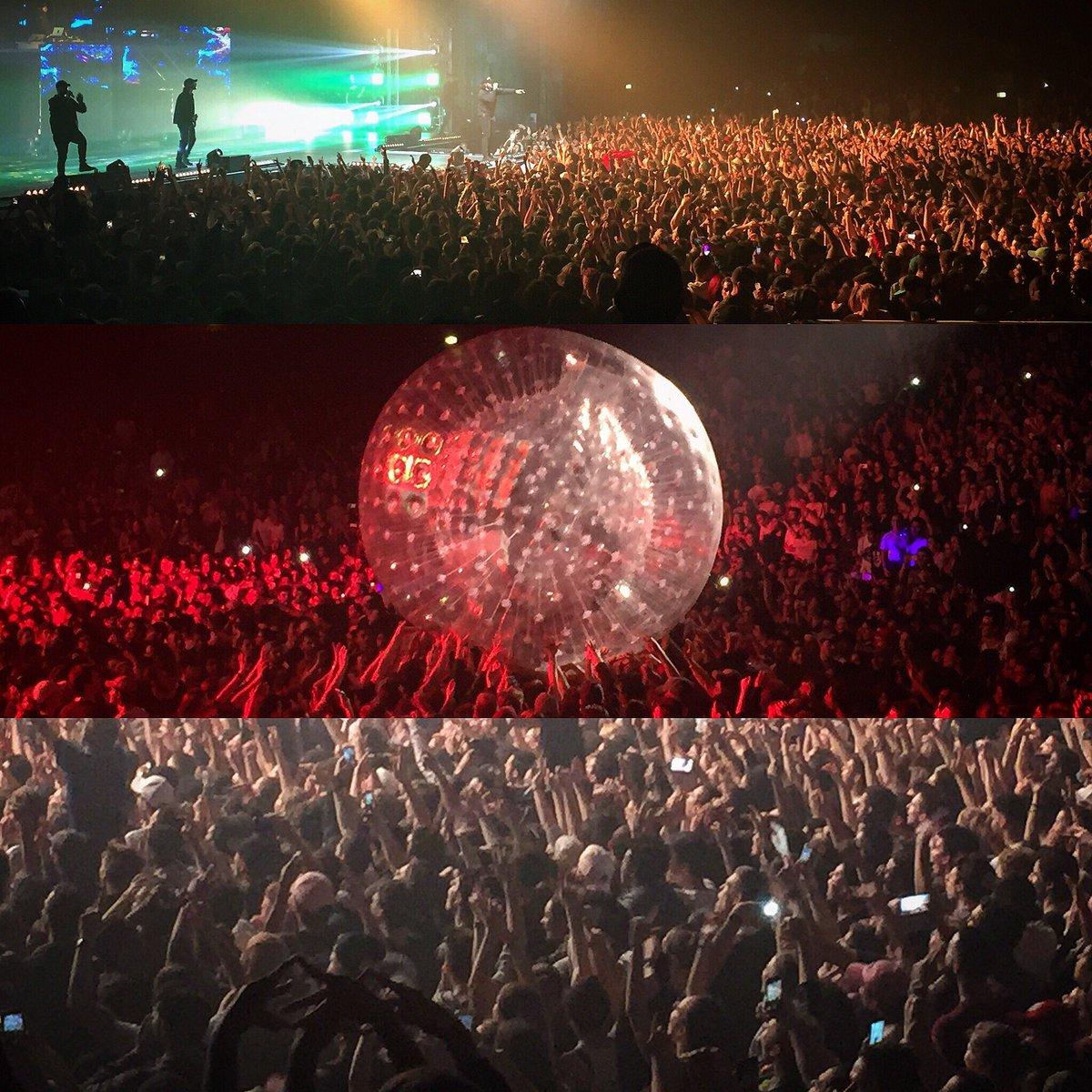 @nekfeu @ScrewLentourage au @Zenith_Paris le meilleur #son #rap du moment #grossefête à #Paris<br>http://pic.twitter.com/CwZKmmS9UA