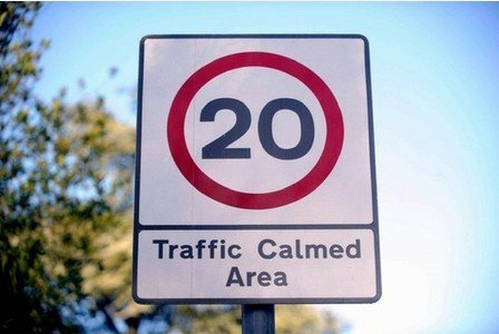 More streets in #Croydon changed to 20mph speed limits this week   #Surrey