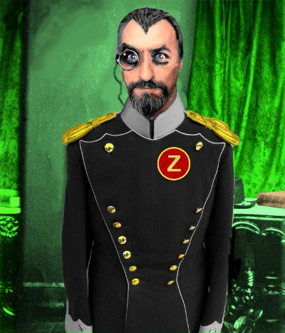 #steampunk #despicable #Villain #fun @SFRTG https://t.co/TAYfEAgGRu  Visit the website of Baron Zeigfried Von Zoltoff.