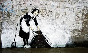 BREAKING: Banksy Looking Forward To The Wall #USPolitics #auspol #wall #mexico #oops #graffiti<br>http://pic.twitter.com/TNnXcRbmYS