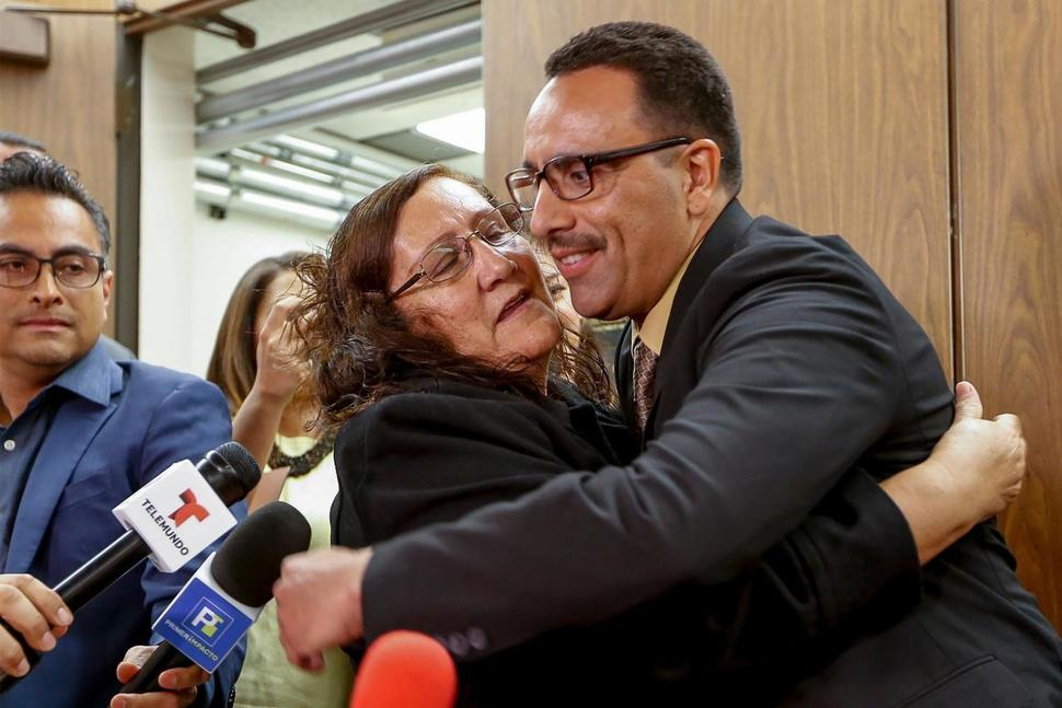 CA Man Exonerated for Attempted Murder Free After 20 Years - Thanks to @LoyolaLawSchool