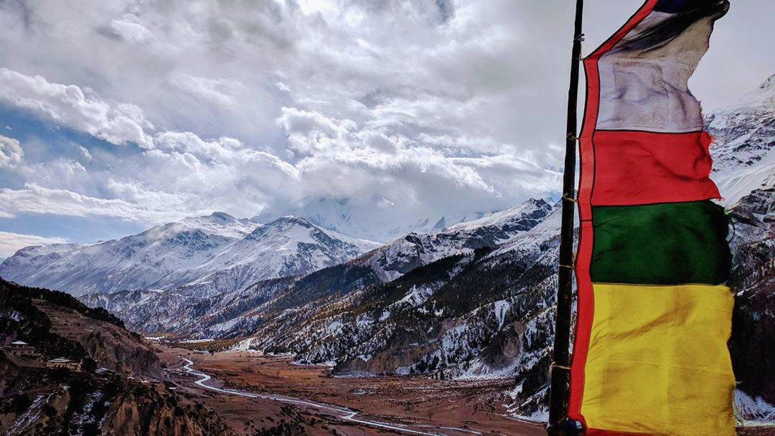 The Annapurna Circuit https://t.co/1wVdQIzH4W The Annapurna Circuit. A spectacular and powerful journey.  #annapurna #adventure #himalayas