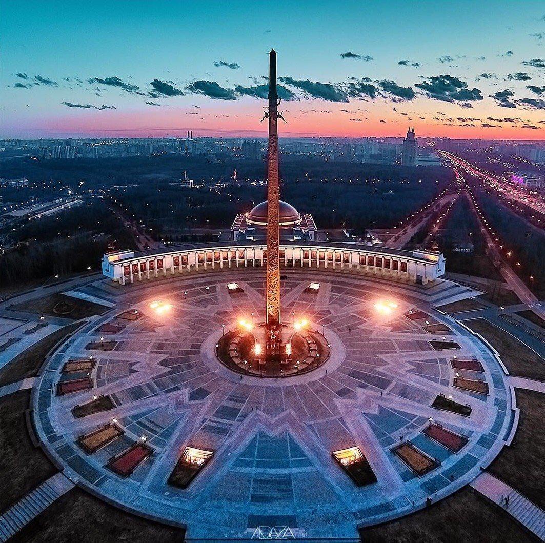 Монумент победы картинка