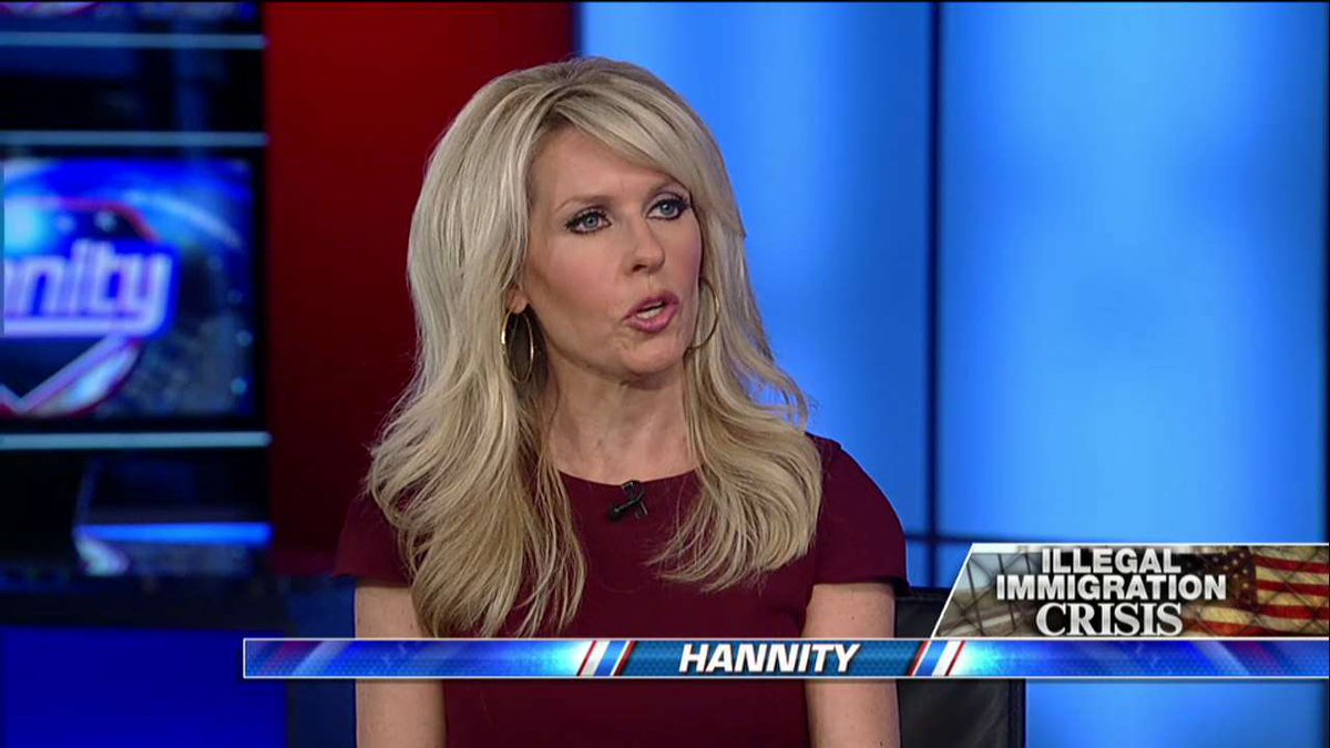 .@MonicaCrowley: &quot;During the campaign [@realDonaldTrump] was unafraid to speak very uncomfortable truths about illegal immigration&quot; #Hannity <br>http://pic.twitter.com/onbGLHWvL8