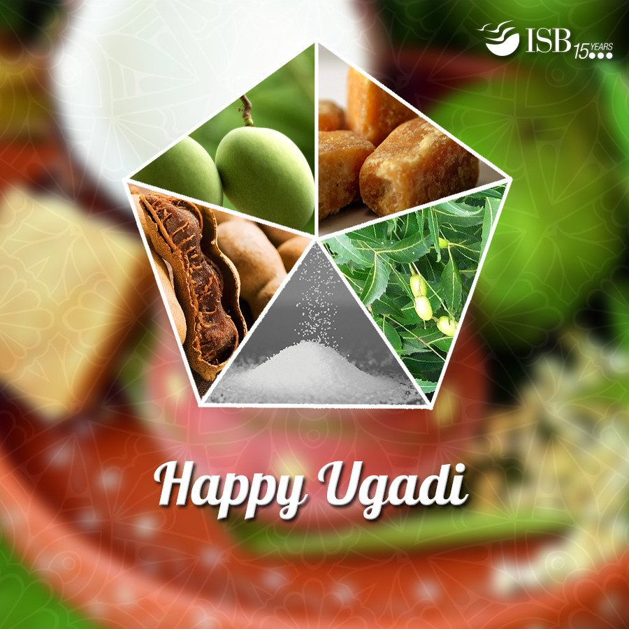 Happy Ugadi, Gudi Padwa to those celebrating. May this festival be a harbinger of new beginnings​. #NewYear <br>http://pic.twitter.com/RW2WExizyG