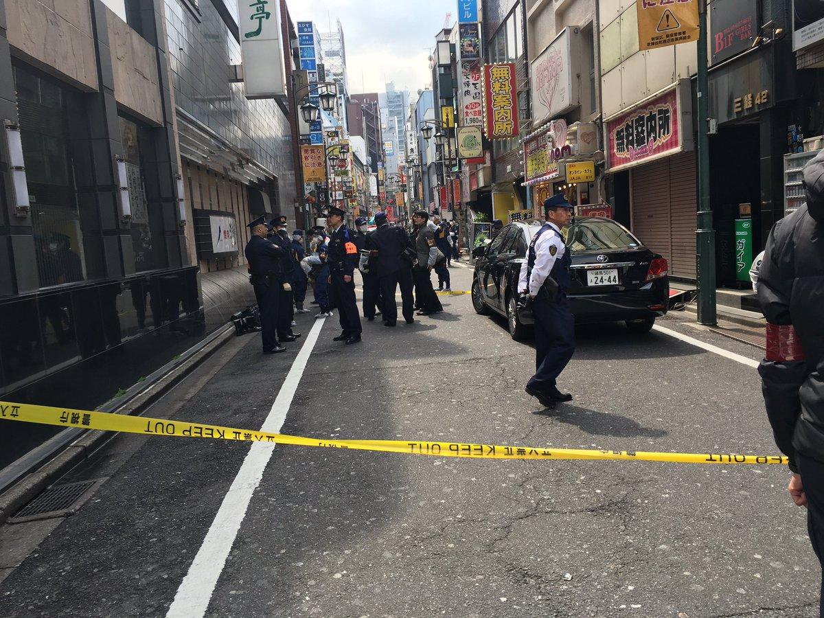 歌舞 伎町 ホスト 殺人 未遂 事件 【新宿の治安】 歌舞伎町危険マップ