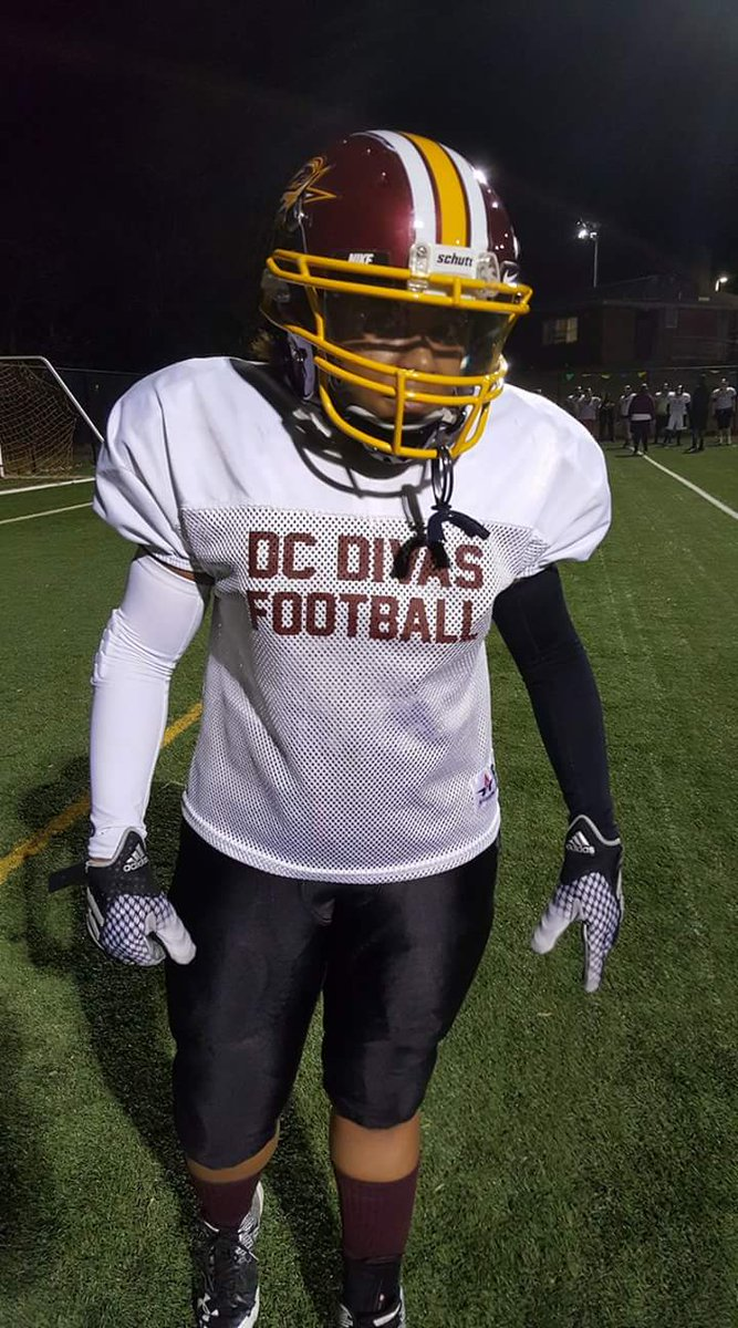 Catch D.C. Divas RB Christiana Burton and LB Tia Watkins on NBC 4 mid day between 11am and noon on Wednesday 3/29. #NBC4DC #backtoback <br>http://pic.twitter.com/gmhzo7kqAU